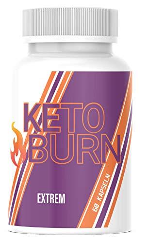 NEU: HelloNutrition KETO BURN EXTREM Kapseln – 30 Tage Kur für Männer und Frauen - mit hochwertige natürliche Inhaltsstoffe - ERFOLG - SCHNELL - STARK - STOFFWECHSEL