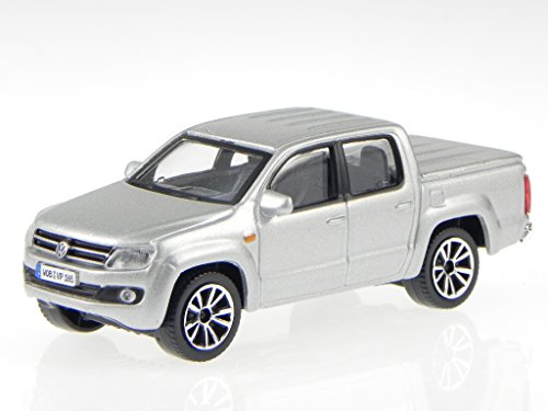 VW Amarok 2011 silber Modellauto 30232 Bburago 1:43