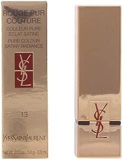 Yves Saint Laurent Rouge Pur Couture Pure Color Satiny Radiance Lipstick, Le Orange, 0.1 Ounce