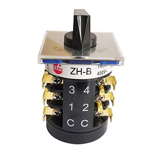 Interruptor universal industrial para máquina de limpieza KEDU ZH-B