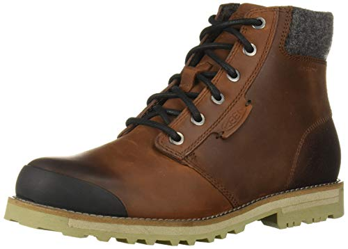 KEEN The Slater 2, Fashion Boot Homme, Fawn, 40 EU