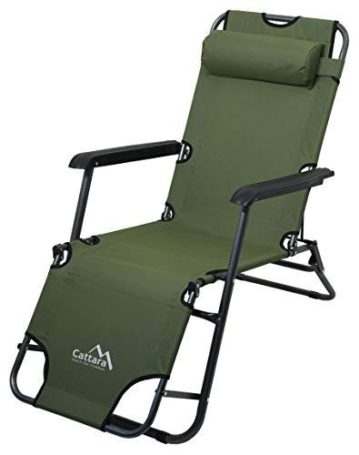 Cattara 13516 - Sonnenliege/Sessel Komfort grün
