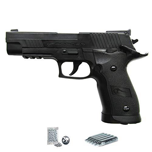 Borner Z122 | Pack Pistola balines perdigones Bolas