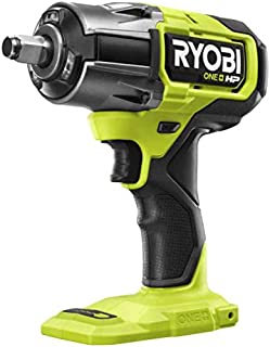 RYOBI - ONE+ HP 18V Brushless Cordless 4-Mode ½ in. Impact Wrench (Tool Only) - P262