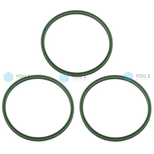 3 x YOU.S Original Ladeluftschlauch Formdichtung 11617796622 Durchmesser: 67,9mm