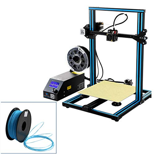 CR-10 Version 3D Printer, Quick To Assemble DIY 3D Printer Working Kit With Resume Printing Function Give 1 3d CR-PLA filament as a gift