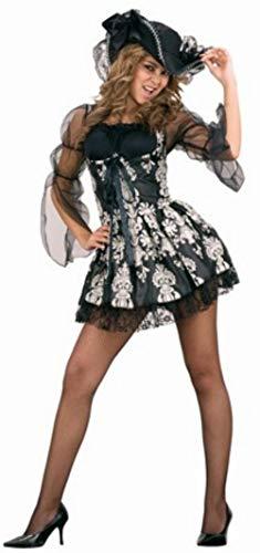 Disfraz Lady pirata adulto Talla M