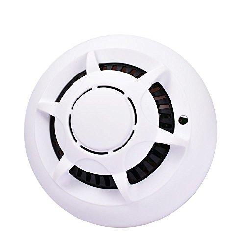 WiFi Hidden Camera Smoke Detector 1080P Full HD Live Video Spy Camera Wireless Nanny Camera