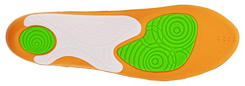 Bama Gel-Einlegesohlen, Für Sneaker und Sportschuhe, Zuschneidbar, Größe: 36-41, Sneaker Gel Support CTS 5 CT