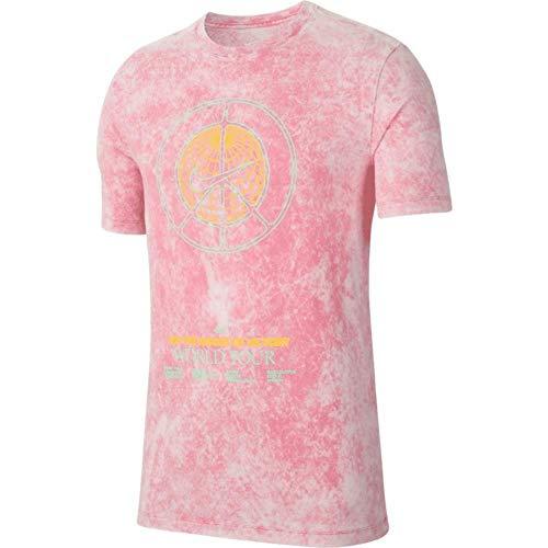 Nike Music Tour - Camiseta rosa S