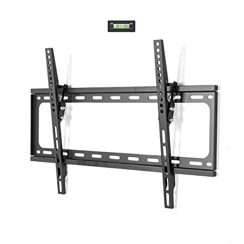 FLEXIMOUNTS Tilt TV Wall Mount Bracket for Most 32-65 Inch LCD LED Plasma Flat Screen Fit for Most of Samsung Coby LG VIZIO Sharp Sony Toshiba