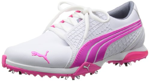 Puma BIOFUSION Wns white-fluo pink, white-fluo pink, 4