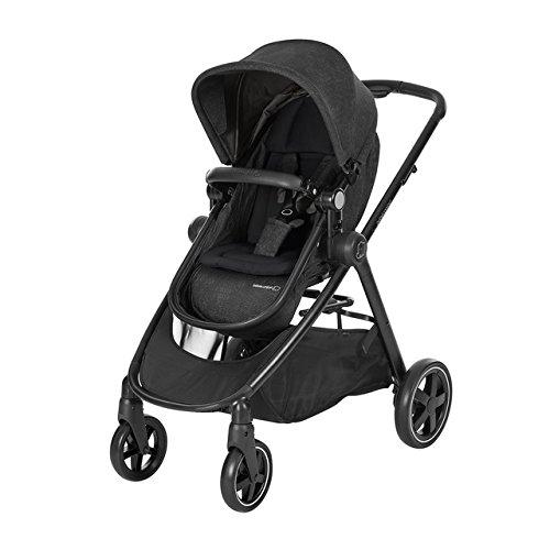 bébé confort Zelia Kinderwagen Nomad Black