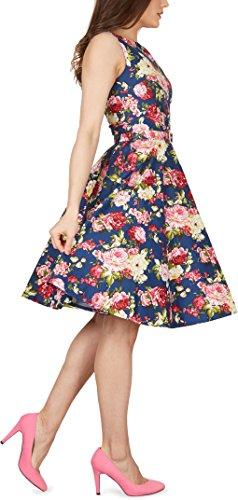'Audrey' Vintage Divinity Kleid im 50er-Jahre-Stil - 5