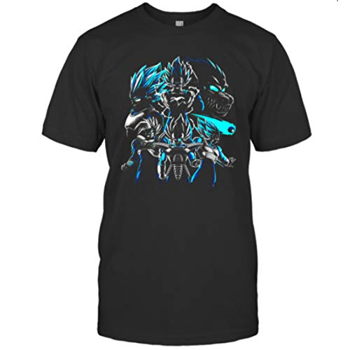 Cloud City 7 Dragon Ball Z Vegeta Collage Majin OZARU T-Shirt