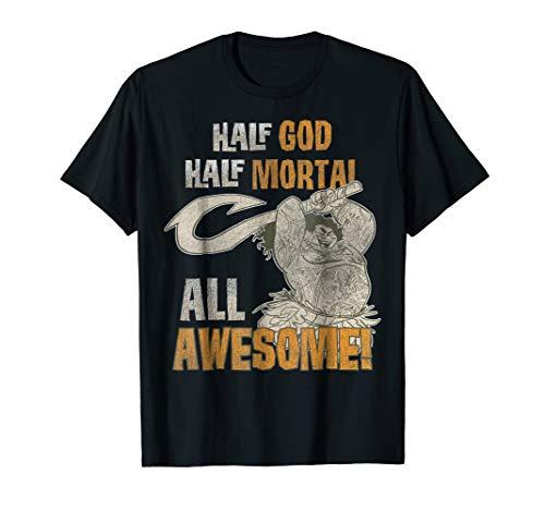 Disney Moana Maui All Awesome Graphic T-Shirt