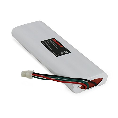 POWERAXIS 18V 3.0Ah Ni-MH Reemplazo Batería para Husqvarna Automower G2, SH, Solar Hybrid, 210 AC, 220 AC, 260ACX, G2 2004-2006, 230 ACX, 112862101, 1128621-01, 112862101/6, 1128621-01/6, 1128621016