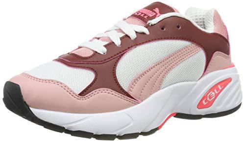PUMA Cell Viper, Zapatillas de Running Unisex Adulto, Fired Brick-Bridal Rose, 45 EU