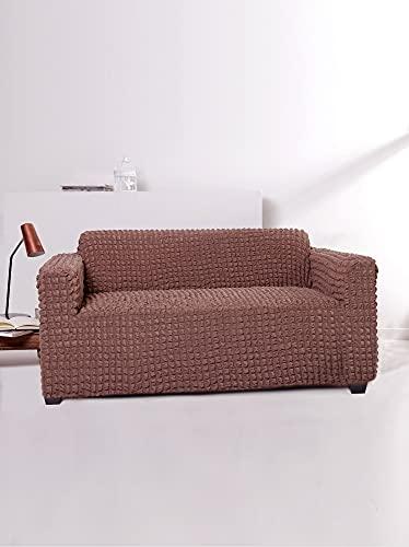 Funda de sofá Tejido biextensible Smockee sin género - 022450