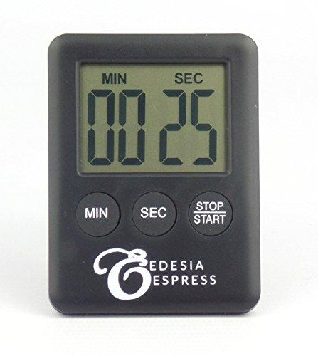 EDESIA ESPRESS - Digitaler Espresso-Timer zur Messung der Extraktionszeit