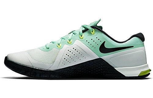 Nike Women's Metcon 2 Fitness Shoes, Green (Barely Green/Green Glow/Volt/Seaweed), 5 UK 38 1/2 EU