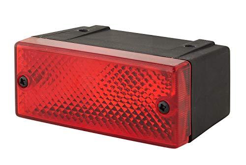 HELLA 2NE 006 609-001 Nebelschlussleuchte - Anbau - links/rechts