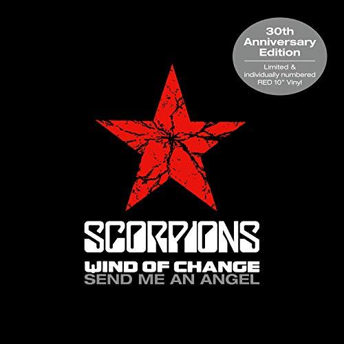 Wind of Change/Send Me An Angel (Ltd.10