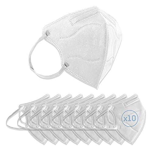 Mascarilla FFP2 Tamaño pequeño, Transpirables,Protección EPI Certificación CE compatible con FUNCOVER 🔥