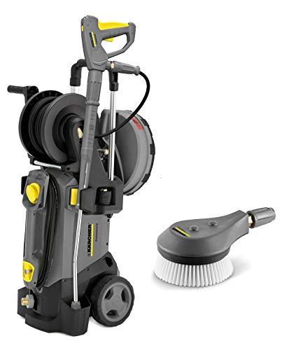 Kärcher 1.520-934.0 Hochdruckreiniger HD 5/15 CX Plus und FR Classic 15-150 bar (Inkl. Waschbürste professional 4.113-004.0 Nylonborsten)