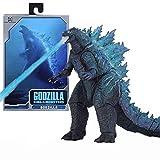 SNFHL Godzilla 2019 Movie Nuclear Jet Energy Version, Monstruos, Modelos Móviles, Decoraciones de Figuras