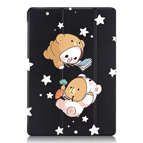 YYLKKB para iPad Mini 5 4 3 2 1 iPad Air 4 3 2 1 iPad Pro 11 Pulgadas iPad 2019 Funda Protectora de Silicona suave-RBP-1101446_iPad de 10,2 Pulgadas (2019/2020)