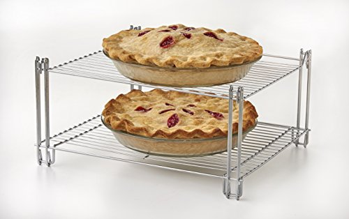 Betty Crocker BC4419 2-tier Cooling Rack, Chrome