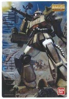 GUNDAM ガンダム ガンプラパッケージアートコレクション チョコウエハース [10.ザクキャノン](単品)