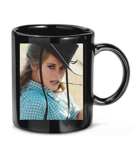 BIROTYMAKHI #Cat Ballou #Jane Fonda #Michael Callan Photo Coffee Mug for Women and Men Tea Cups