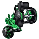 Best Trolling Reels - Sougayilang Line Counter Trolling Fishing Reel,Conventional Level Wind Review