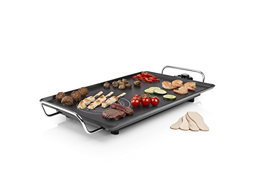 Princess 103051 Table Chef Hot-zone XXL – Plancha zona supercaliente, no se deforma