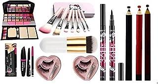 BTN Premium Face Makeup Kit with 03 Multicolor Lipliner (Pack of 7)