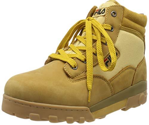Fila Grunge mid, Herren  Hohe Sneaker, Braun (Chipmunk EDU), 44 EU (9.5 UK)