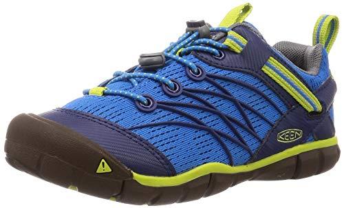 KEEN Unisex-Erwachsene Chandler CNX-Y Sneaker, Brilliant/Blue Depths, 36 2/3 EU