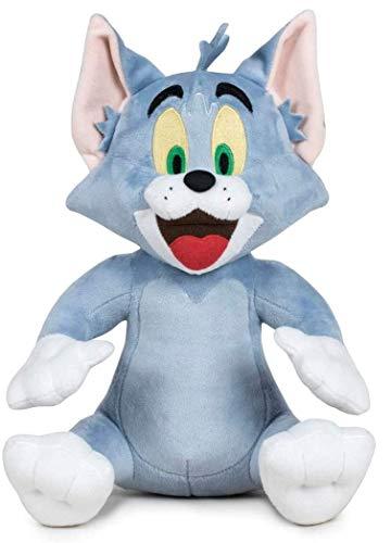 Lorenay Tom & Jerry, 30-40 cm, Le Figure di Peluche (30cm, Tom Cat)
