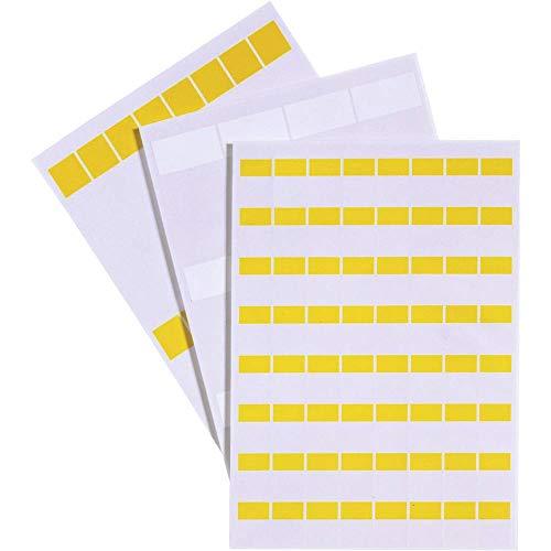 LAPP 83256143 LCK-32 WH Kabel-Etikett Fleximark 25 x 12.70 mm Farbe Beschriftungsfeld: Weiß Anzahl Etiketten: 64