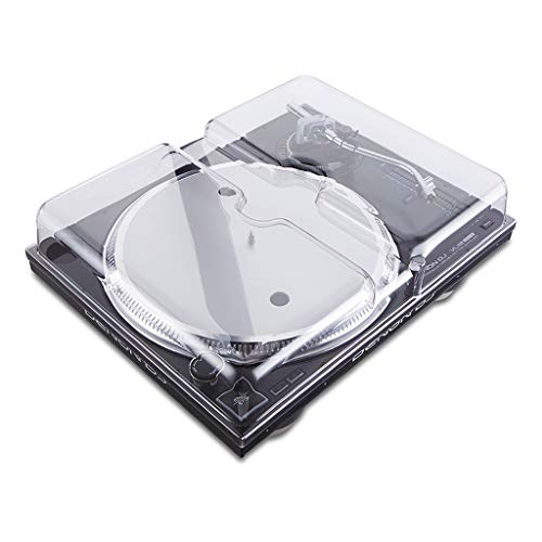 Decksaver Denon VL12 DJ Turntable Cover (DS-PC-VL12)