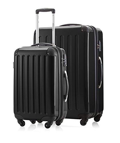 2er Kofferset Handgepäck + Reisekoffer in verschiedenen Farben von HAUPTSTADTKOFFER Ⓡ...