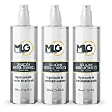 MLG SISTEMA 360 - Hidroalcohol 3 x 500ml con Spray | Ideal para una higiene profunda de manos -...