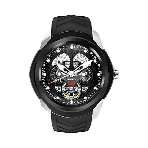 LEMFO LF17 Smart Watch Smartwatch 512MB + 4GB Reloj Soporte Para Teléfono Tarjeta SIM TF Smartwatch Android Monitor De Ritmo Cardíaco GPS WIFI.