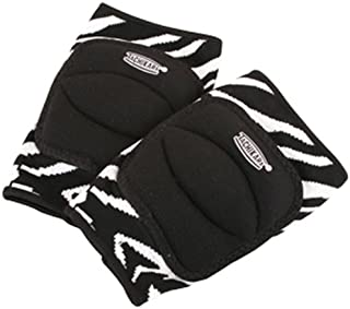 zebra knee pads for volleyball