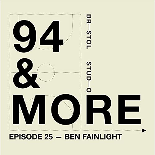 """Episode 25 – Ben Fainlight on changing the landscape of """"Fashion"""" (with a capital F), his brand LPD New York as an early disruptor, and agreeing to meet Luke for coffee back in 2013 Podcast By  cover art"""
