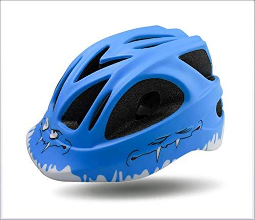 LHY KIDS SPORTS Casco de Bicicleta para niños, Casco de equitación para...