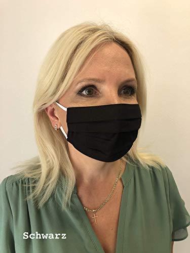 Mundmaske Stoffmaske face mask aus Baumwolle! Wiederverwendbar!