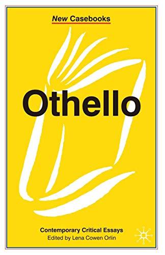 Othello (New Casebooks)